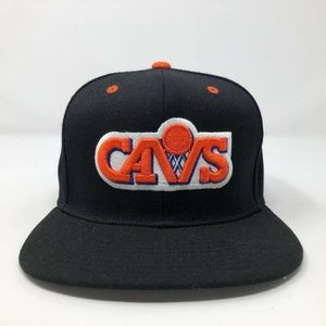 Cleveland Cavaliers Mitchell & Ness Snapback Hat